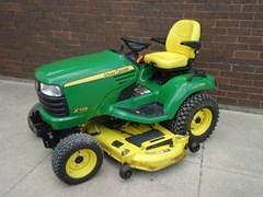 Riding Mower For Sale 2012 John Deere X729 , 25 HP