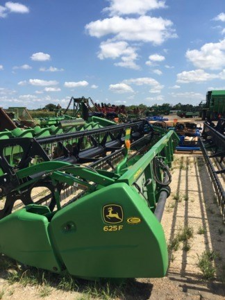 2014 John Deere 625F Header-Flex For Sale