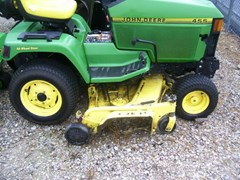 Riding Mower For Sale:  1996 John Deere 455 , 22 HP
