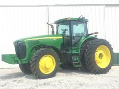 Tractor For Sale 2002 John Deere 8220