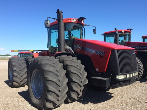 Tractor For Sale:  2007 Case IH STEIGER 480 , 480 HP