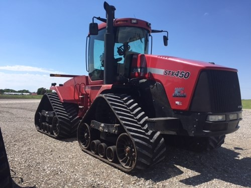 Tractor For Sale:  2005 Case IH STEIGER 450 , 450 HP
