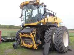 Forage Harvester-Self Propelled For Sale 2013 New Holland FR850