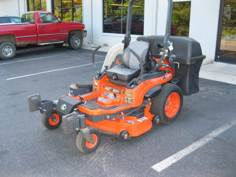 2016 Kubota ZD1011-48 Zero Turn Mower For Sale