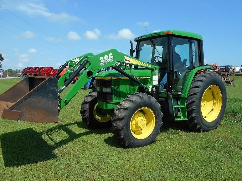 1999 John Deere 6410 Tractor For Sale