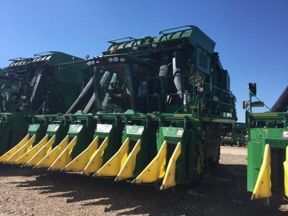 2016 John Deere CP690 Cotton Picker For Sale