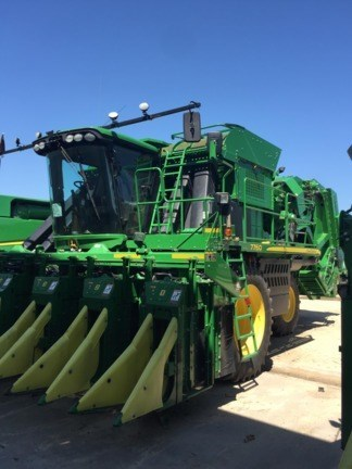 2014 John Deere 7760 Cotton Picker For Sale