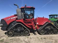 Tractor For Sale:  2015 Case IH Quadtrac 500 , 500 HP