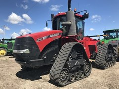 Tractor For Sale:  2015 Case IH Quadtrac 420 Rowtrac , 420 HP