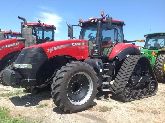 2015 Case IH Magnum 340 Rowrac Tractor For Sale