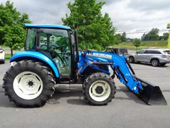 Tractor For Sale 2012 New Holland PowerStar T4.75 , 64 HP