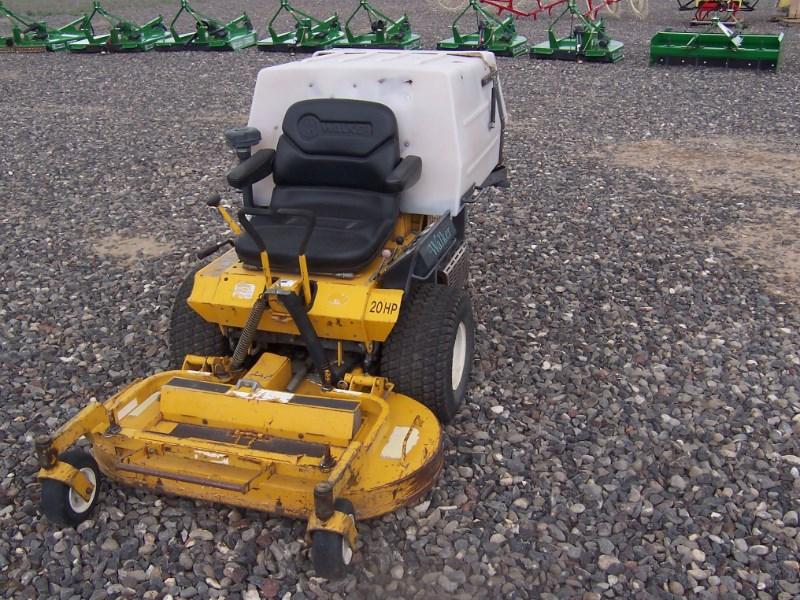 Walker MTGHS20 Zero Turn Mower For Sale