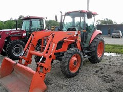 Tractor For Sale:  2006 Kubota M7040HDC , 70 HP