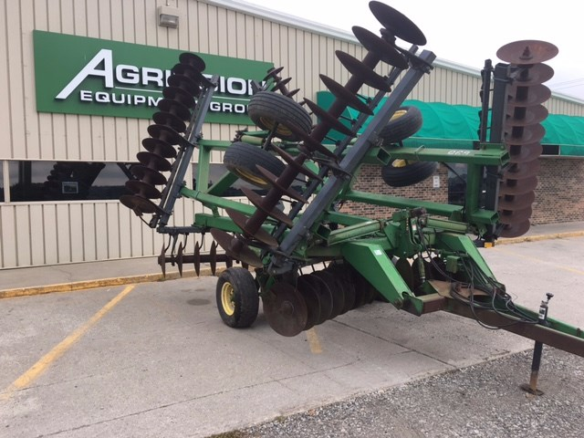 1990 John Deere 630 Disk Harrow For Sale