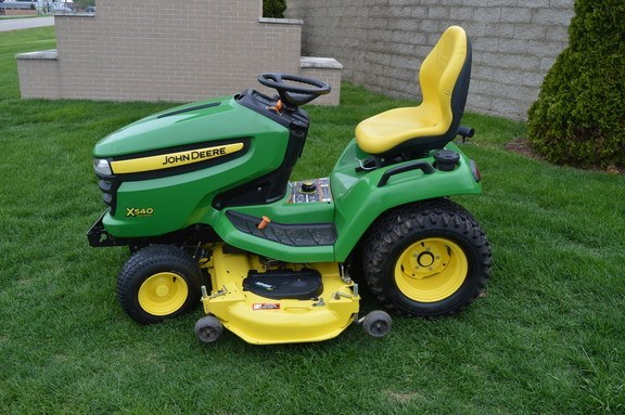 2013 John Deere X540 Riding Mower For Sale