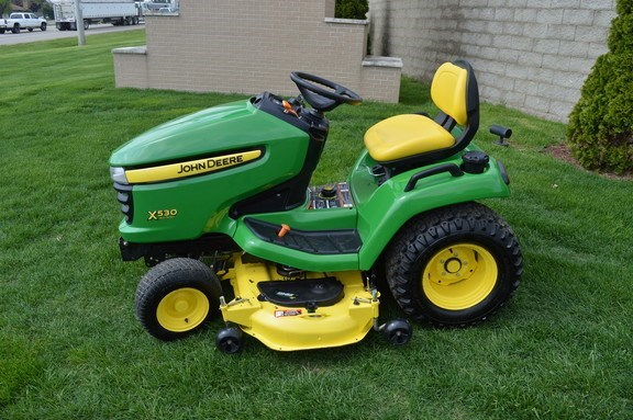 2013 John Deere X530 Riding Mower For Sale