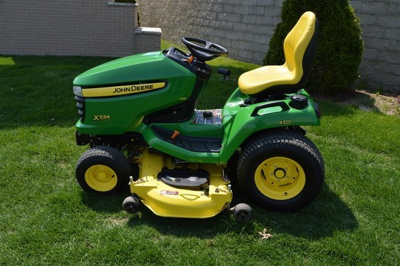 2012 John Deere X534 Riding Mower For Sale