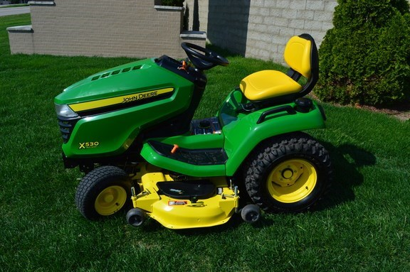 2014 John Deere X540 Riding Mower For Sale