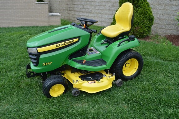 2012 John Deere X540 Riding Mower For Sale