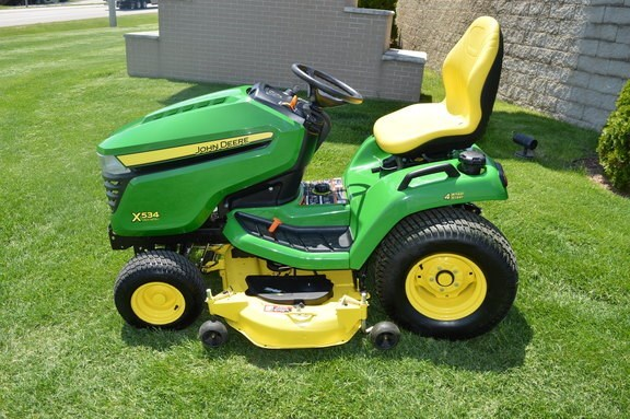2014 John Deere X534 Riding Mower For Sale