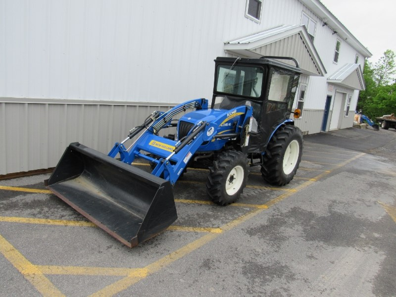 2014 New Holland Boomer40 Tractor For Sale