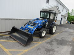 Tractor For Sale:  2014 New Holland Boomer40 , 40 HP
