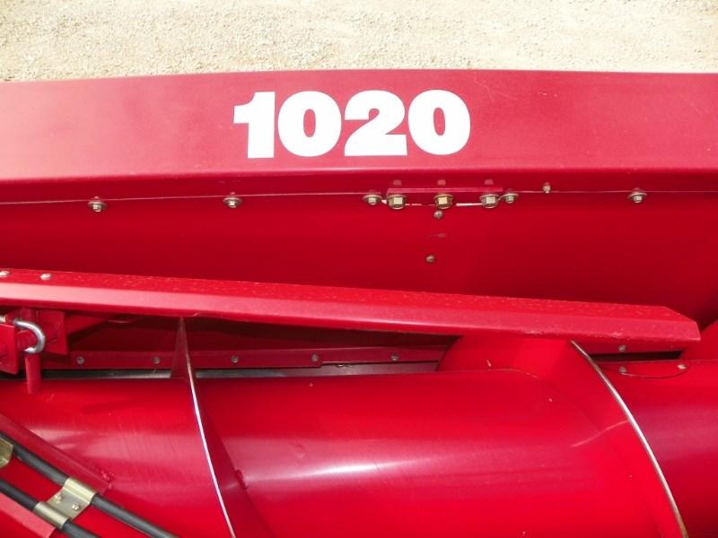 2007 Case IH 1020 Header-Flex For Sale