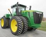Tractor For Sale: 2016 John Deere 9370R, 370 HP