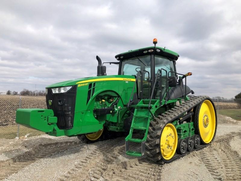 2016 John Deere 8345RT Tractor For Sale