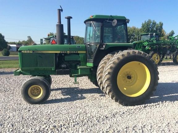 1988 John Deere 4650 Tractor For Sale