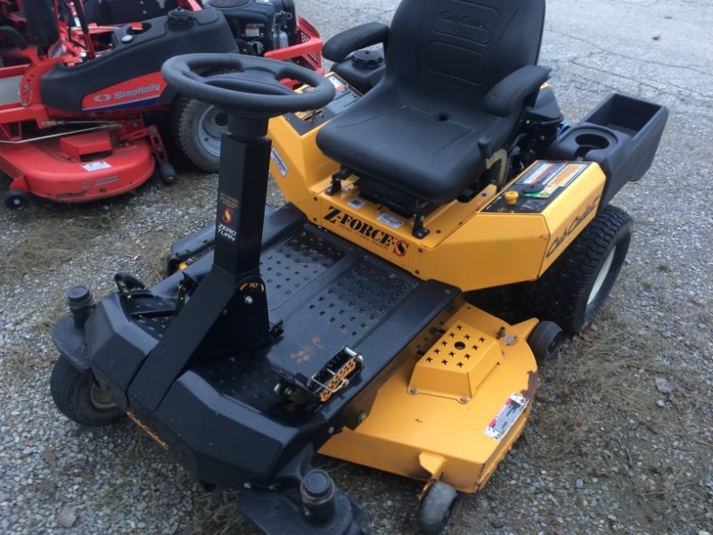 2010 Cub Cadet ZF48S Riding Mower For Sale