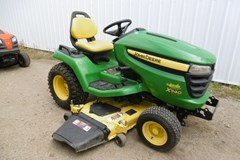 Riding Mower For Sale 2010 John Deere X540 , 26 HP