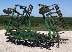 Field Cultivator For Sale 1992 John Deere 960