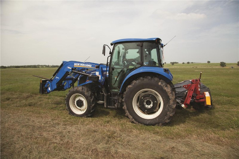 2017 New Holland T4.75 Tractor For Sale