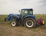 Tractor For Sale: 2017 New Holland T4.75