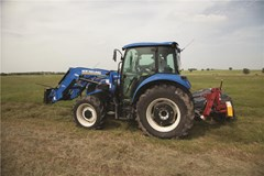 Tractor For Sale:  New Holland T4.75