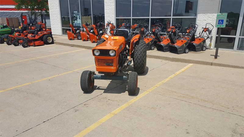 1979 Kubota L245 Tractor For Sale