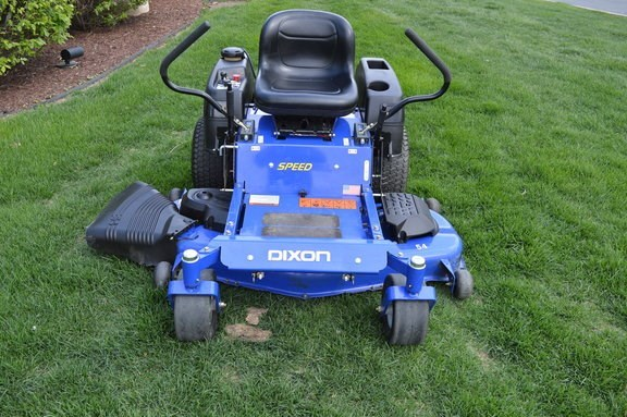 2012 Dixon SPEED ZTR54 Riding Mower For Sale