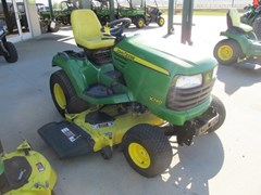 Riding Mower For Sale:  2006 John Deere X740 , 24 HP