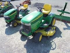 Riding Mower For Sale:  2001 John Deere 345 , 20 HP