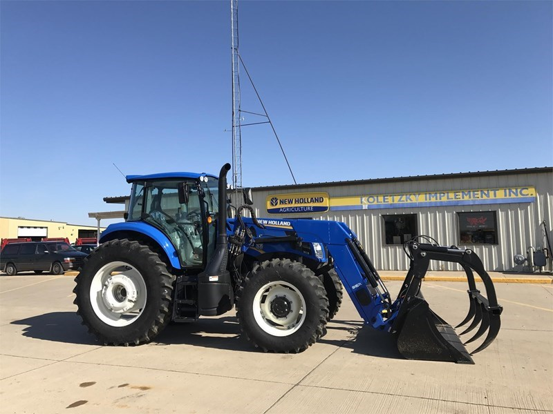 2016 New Holland TS6.140 Misc. Ag For Sale