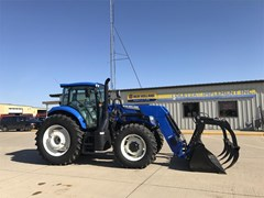 Tractor For Sale:  2016 New Holland TS6.140 , 139 HP