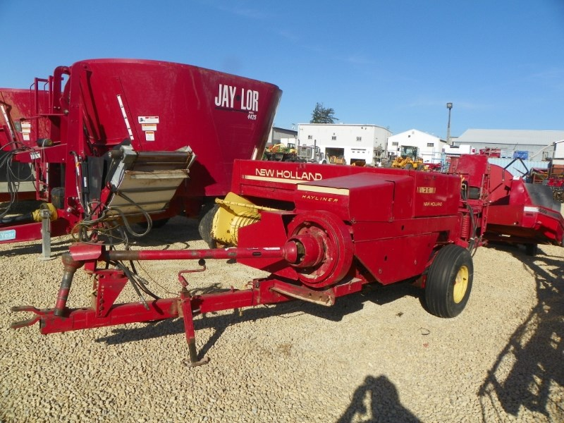 1988 New Holland 316 Baler-Square For Sale