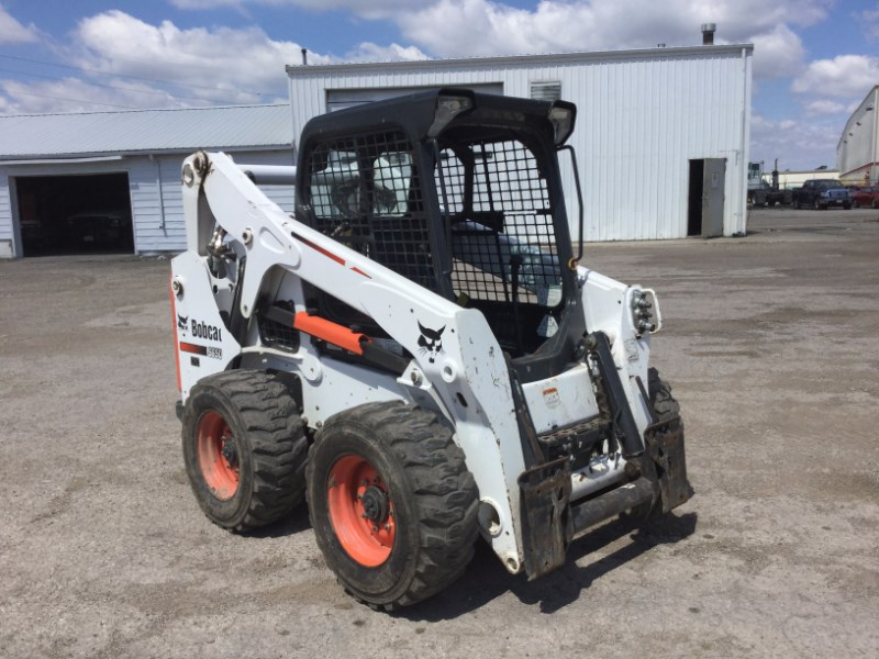 2012 Bobcat S650 Skid Steer For Sale