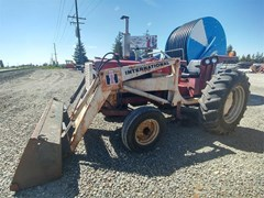 Tractor For Sale 1972 International 656 , 63 HP