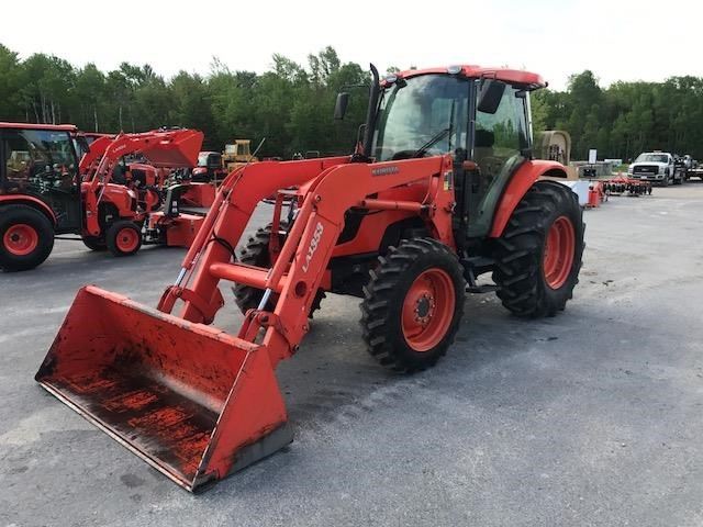 2009 Kubota M8540HDC1 Tractor For Sale