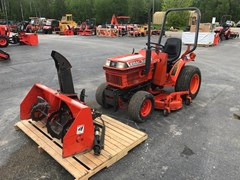 Tractor For Sale:   Kubota B1550HSD