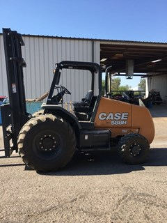 Lift Truck/Fork Lift-Rough Terrain :  2017 Case 588H