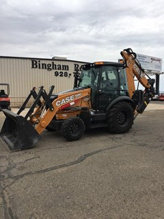 Loader Backhoe :  2017 Case 580SN