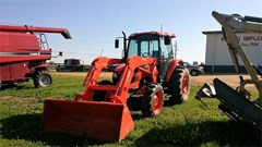 Tractor For Sale 2007 Kubota M9540 , 94 HP